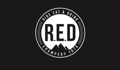 RED - ride eat and drink